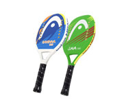Tênis, Beach Tenis e Badminton