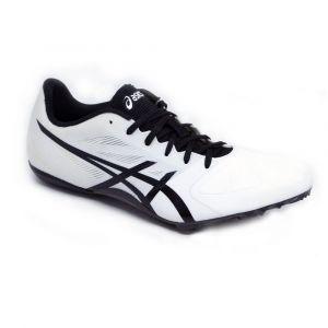 Sapatilha de atletismo para velocidade Asics Hyper Sprint Branca e Preta preview