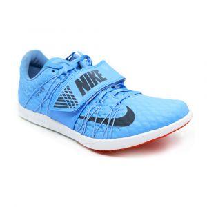 Sapatilha de atletismo para salto triplo Nike Zoom TJ Elite Azul preview