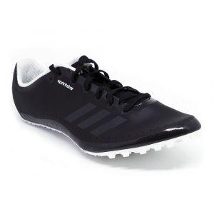 Sapatilha de atletismo para velocidade Adidas Sprintstar Preta preview