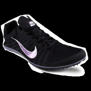 Sapatilha de atletismo para fundo Nike Zoom D Preta