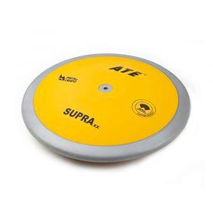Disco de atletismo de aço e ABS 1,75kg 83% avançado ATE Supra capa