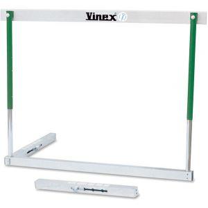 Barreira de aço zincado desmontável com contrapeso IAAF Vinex
