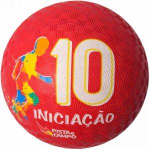 Bola de iniciação nº 10 de borracha Pista e Campo