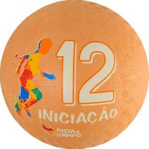 Bola de iniciação nº 12 de borracha Pista e Campo