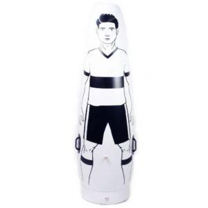 Boneco barreira inflável para treinamento de falta no futebol Pista e Campo