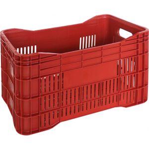 Caixa plástica para transporte de material DZainer