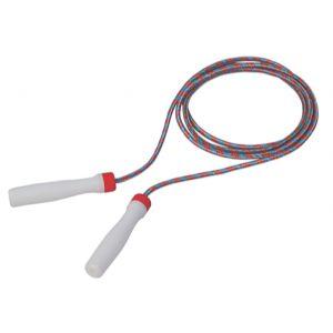 Corda de pular infantil de polipropileno com cabos de PVC 6mm Pista e Campo