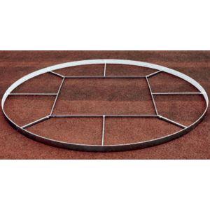 Círculo de aço para piso do setor de martelo ou peso escolar Polanik