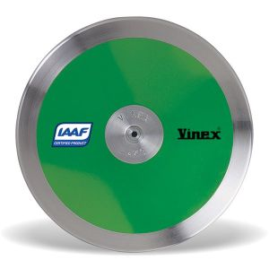Disco de aço e ABS 1,75kg Iniciante IAAF Vinex