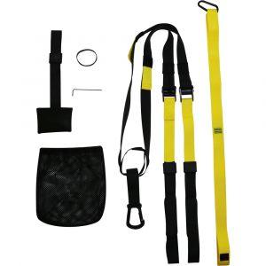 Fita de suspensão tipo TRX para treinamento uso profissional Pista e Campo -