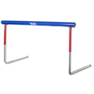 Barreira de aço com travessão macio para treinamento Pista e Campo