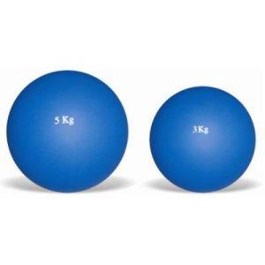 Peso de pvc 5kg 135mm indoor Pista e Campo