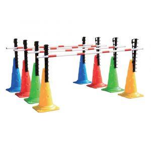 Kit de obstáculos para treinamento Pista e Campo