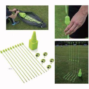 Kit para treinamento de agilidade premium Pista e Campo