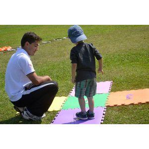 Kit MiniAtletismo Pista e Campo e CBAt - iniciação ao atletismo