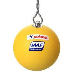 Martelo de aço 4kg 95mm IAAF Polanik