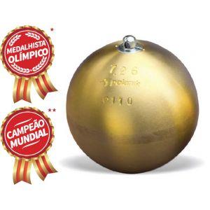 Martelo de bronze 6kg 105mm IAAF Polanik