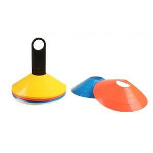 Minicone chapéu de PVC com 5cm de altura Pista e Campo - cnj com 40 und