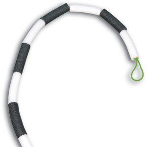 Barra transversal elástica revestida de espuma para salto com vara Pista e Campo