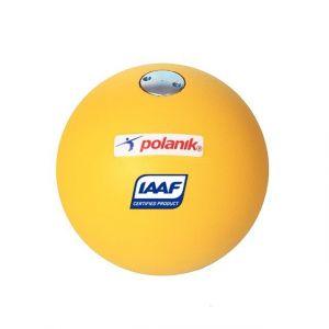 Peso de aço 3kg 85mm IAAF Polanik