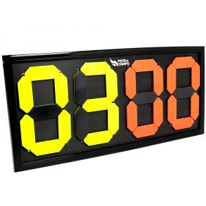Placar esportivo para substituição de atletas com quatro dígitos Pista e Campo preview