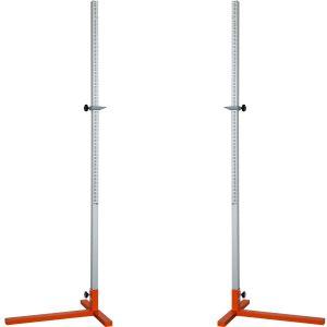 Postes para salto em altura de treinamento Pista e Campo