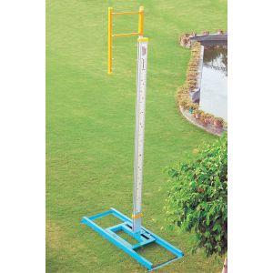 Postes para salto com vara de aço e alumínio IAAF Vinex