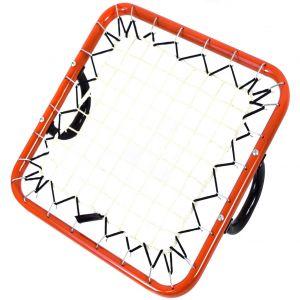 Quadro elástico de retorno de bolas para treinamento de goleiros Pista e Campo