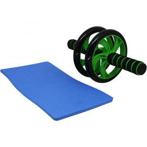Roda abdominal para exercícios Pista e Campo - capa