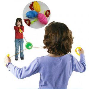 Brinquedo para recreação bate-e-volta (vai-e-vem) Pista e Campo