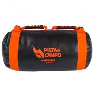 Power sand bag para treinamento funcional 5kg Pista e Campo