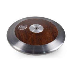 Disco de aço e madeira 3kg Vinex Capa