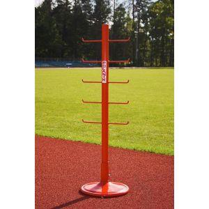 Suportes para varas de atletismo Polanik - Par
