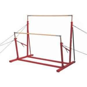 Equipamento para ginástica (barras paralelas assimétricas) Vinex