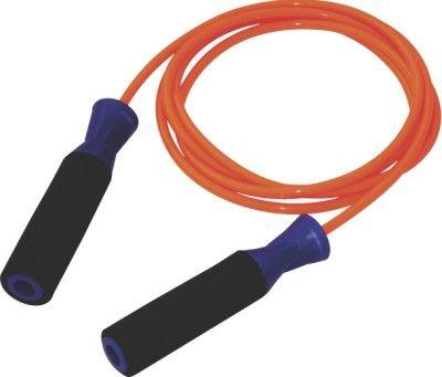 Corda de pular de PVC 6mm com rolamento Pista e Campo