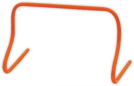 Barreirinha de agilidade em plástico ABS 40cm de altura Pista e Campo