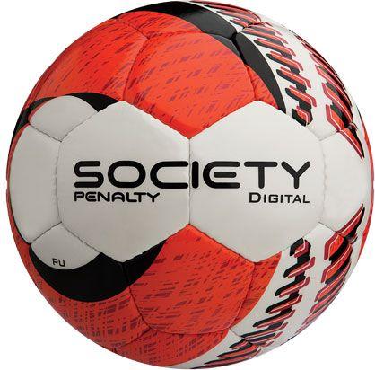 Bola de futebol society Penalty Digital CC