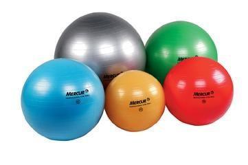 Bola de ginástica (gym ball) 45cm Mercur
