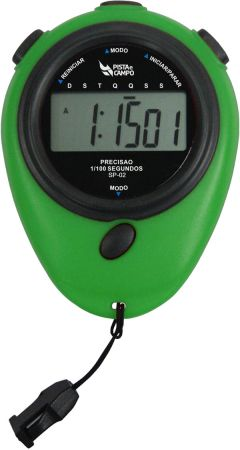 Cronômetro digital colorido Pista e Campo
