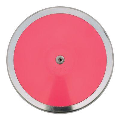 Disco de aço ABS 1kg intermediário com pratos substituíveis IAAF Vinex