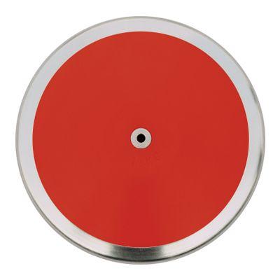 Disco de aço ABS 1,5kg intermediário com pratos substituíveis oficial Vinex
