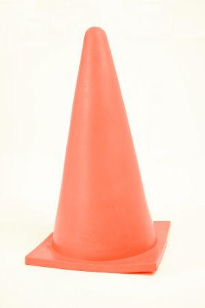 Cone de sinalização premium (macio e flexível) 23cm Pista e Campo