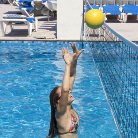 Rede oficial de biribol (volei na piscina) RedeSport