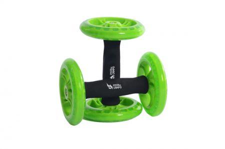 Roda dupla para flexão Proaction