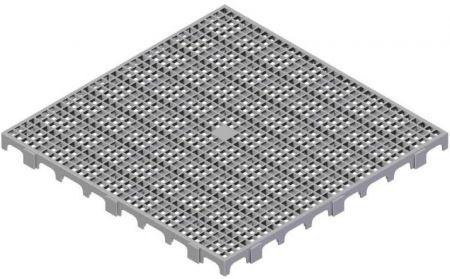 Plataforma estrado piso de polietileno DZainer