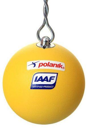 Martelo de aço 7,26kg 110mm IAAF Polanik