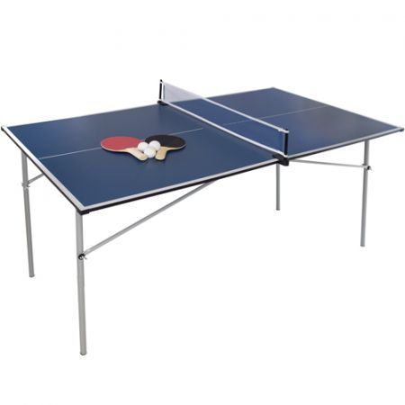 Mesa de tênis de mesa infantil Pista e Campo