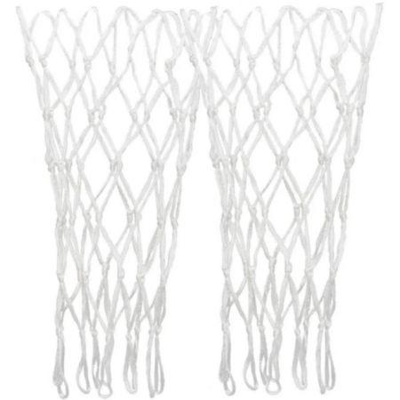 Rede oficial de basquete com fio 4mm Pista e Campo - par