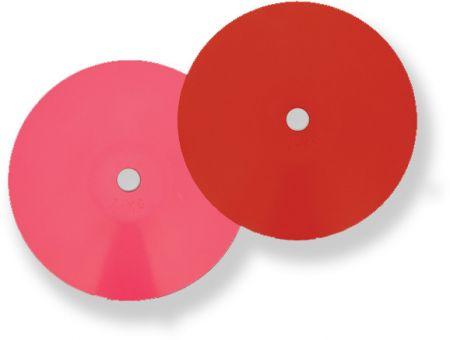 Pratos de ABS para discos de atletismo Pista e Campo - Par